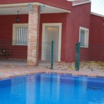 Villa in Montealcedo urbanization on ground floor