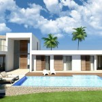 Villa under construction in Hendaye L'Eliana