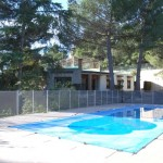 Opportunity villa with pine forest in Náquera