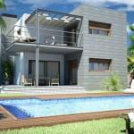 Brand new villa Hendaya L'Eliana