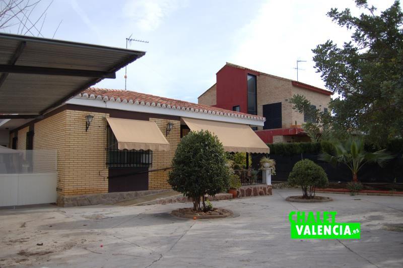 Chalet 2 casas Montesol La ELiana