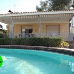 Villa with pine forest in area Montesol Eliana