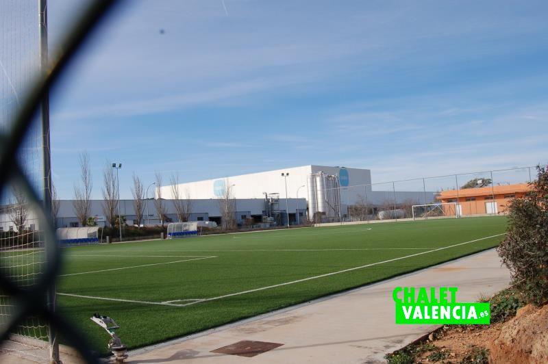 Campo de fútbol La Reva
