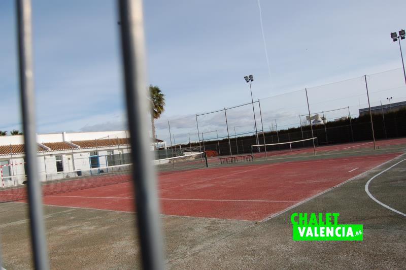 Pistas de tenis La Reva