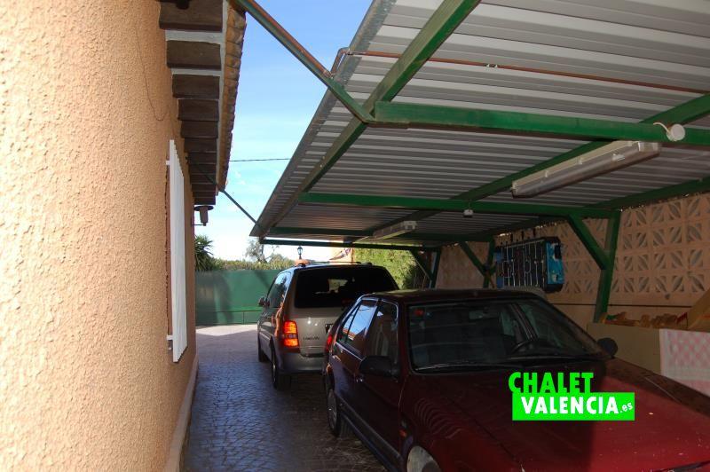Garaje oportunidad chalet Náquera