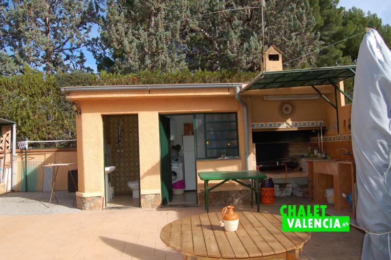 Oportunidad amplio chalet en una planta n quera chalet valencia - Casas en naquera ...