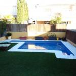 Pareado con piscina con jacuzzi Nova Maravisa