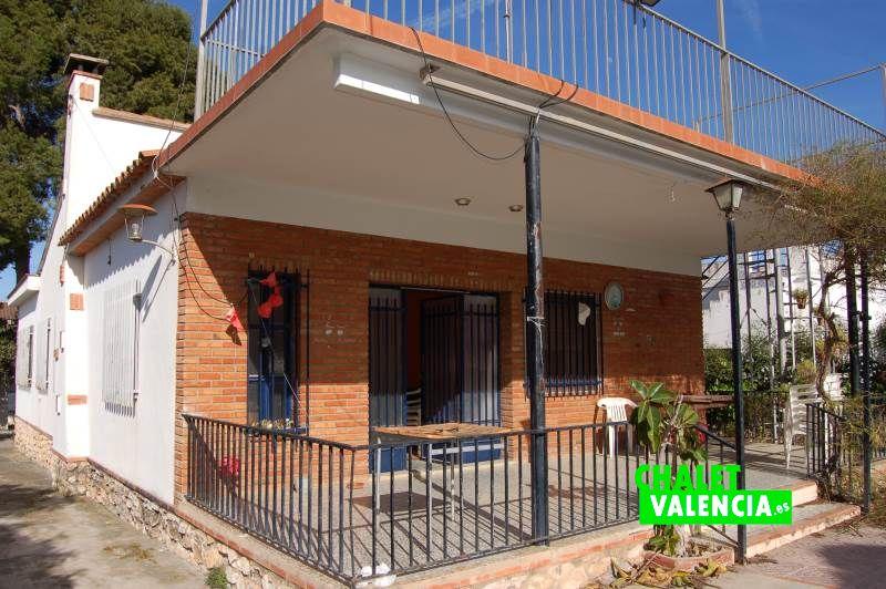 Chalet Taules parcela 1000m2 La Eliana Valencia