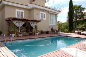 Chalet estilo chillout piscina La Eliana