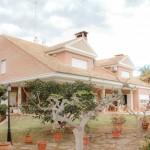 Chalet de lujo en La Cañada de banco