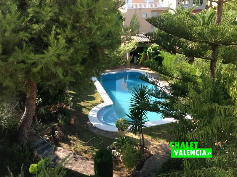 Espectacular chalet pareado Colinas San Antonio