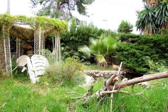 Jardín chalet La Cañada para mejorar