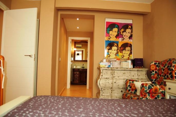 Habitación chalet Montealegre