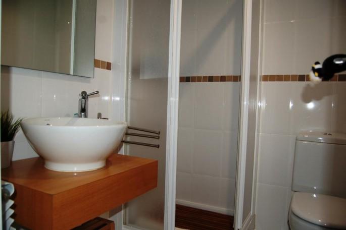 Baño en planta baja