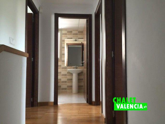 Distribuidor primera planta habitaciones