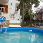 Furnished villa for rent with pines in L'Eliana