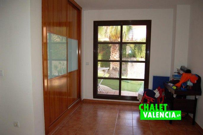 Habitación tipo suite en planta baja
