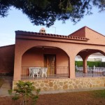 Chalet con piscina en Aljubs La Pobla Vallbona