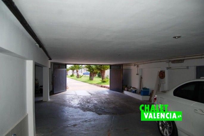 Gran sótano chalet Valencia