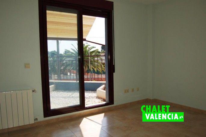 Habitación chalet con club social Valencia
