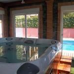 Chalet con spa en alquiler en Montealcedo