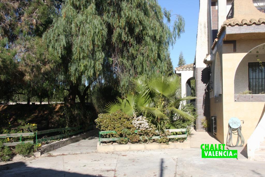 Villa next to jardines de tabarca la pobla chalet valencia for Jardines de tabarca valencia