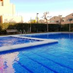 Townhouse with basement & pool in SA Benageber