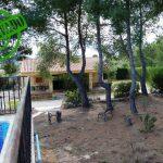 Chalet con piscina en La Colocha de Godelleta