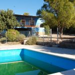 Villa with pool in Lliria at 5km from Casinos
