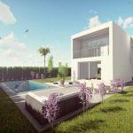 Nouvelle construction villa à Montesano Bétera