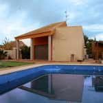 Modern villa in the North of La Pobla