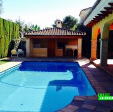 Villa for rent in Montesol La Eliana Valencia
