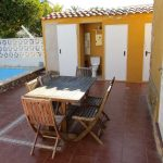 Small semidetached repossessed villa in La Eliana
