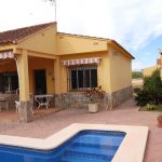 Opportunity villa in San Vicent of Lliria