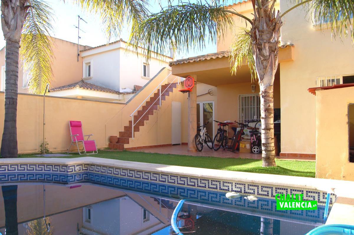 maison jumel e avec piscine dans maravisa chalet valencia