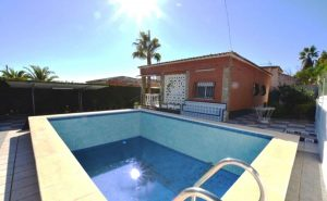Chalet El Oasis Lliria Valencia