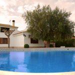 Renovated villa La Pobla with basement and large pool