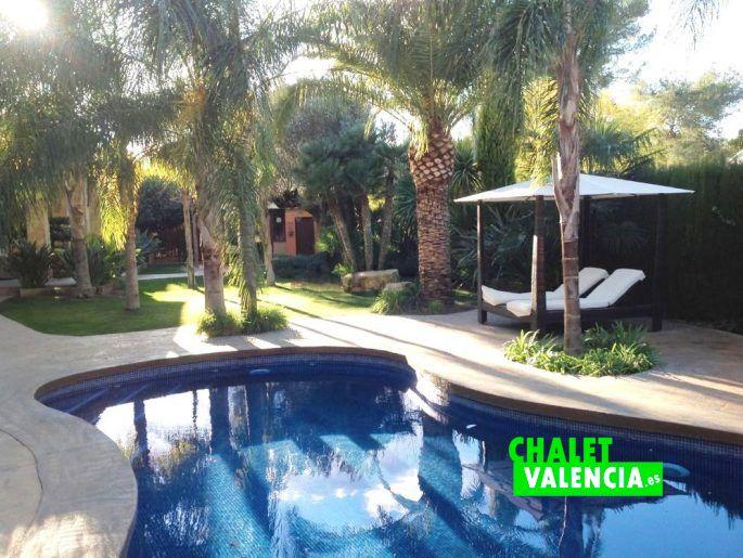 Chalet gran lujo entrepinos l 39 eliana chalet valencia for Alencea piscine alencon