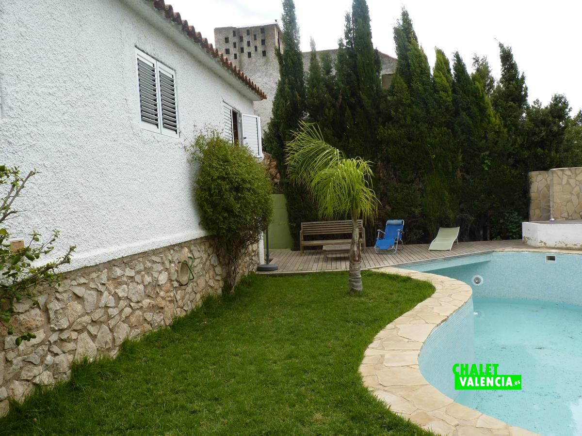 villa r nov e avec piscine montesol chalet valencia