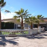 Moderno chalet con piscina a 20km de Valencia