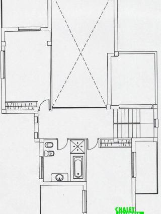 24441-plano-primera-planta-betera-chalet-valencia