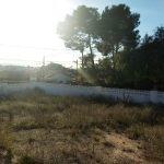 Urban land 500 meters from the village of L'Eliana