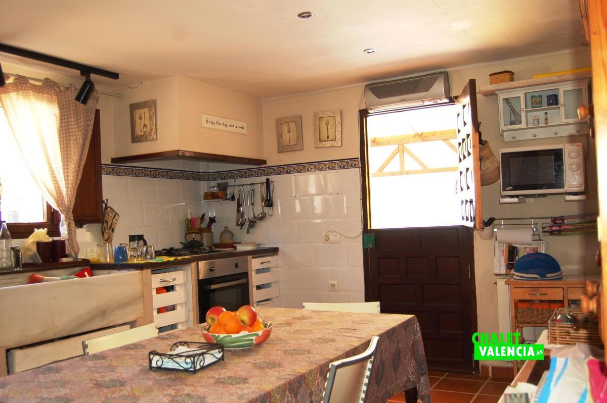 Living Room Paella