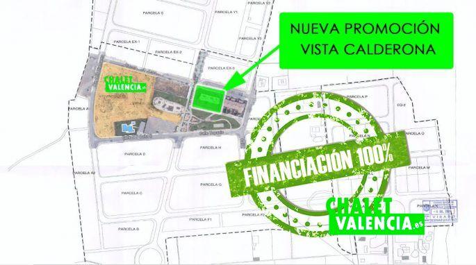 Obra nueva Vista Calderona La Pobla