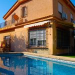 Villa with pool 500m from Mercadona La Cañada