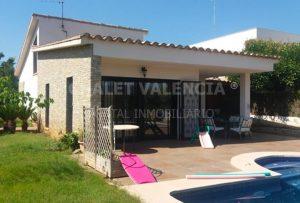 Chalet moderno La Pobla Vallbona