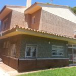 Villa with pool in Calicanto urbanization