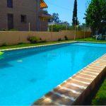Chalet adosado con piscina comunitaria en La Cañada