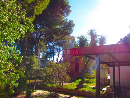 Mansión en Campolivar de 1900 restaurada