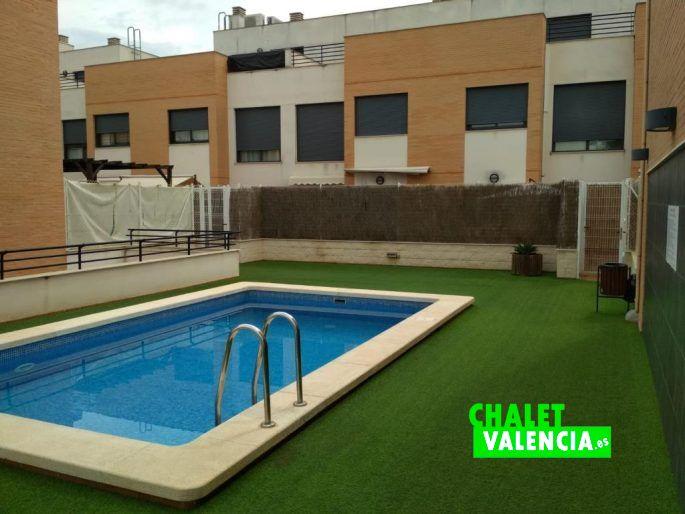 Communal pool La Eliana Valencia